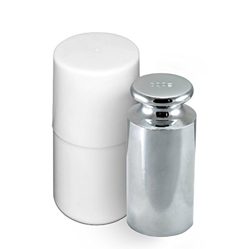 Smart Weigh CW-300G Karbonstahl 300 g OIML Klasse M1: ± 10 mg Justiergewicht verchromt