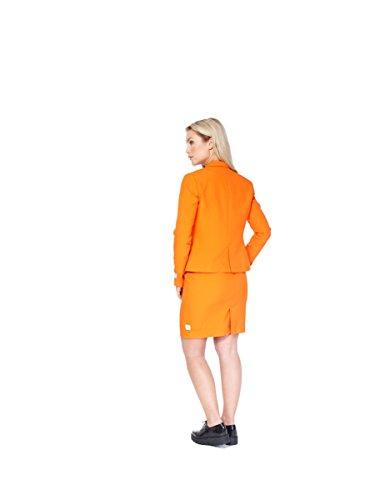 Costume Miss Orange donna Opposuits S