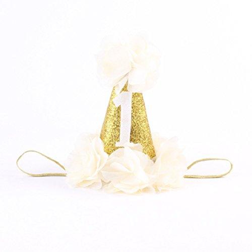 Bodhi2000-Baby-Infant-First-Birthday-Hairband-Flower-Crown-Headwear-Cone-Hat
