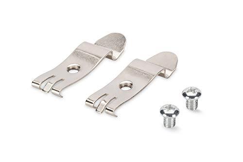 DIGITUS Hutschienenmontageset für Desktop Patch Panel 2X M5 Schrauben, 2X Hutschienen