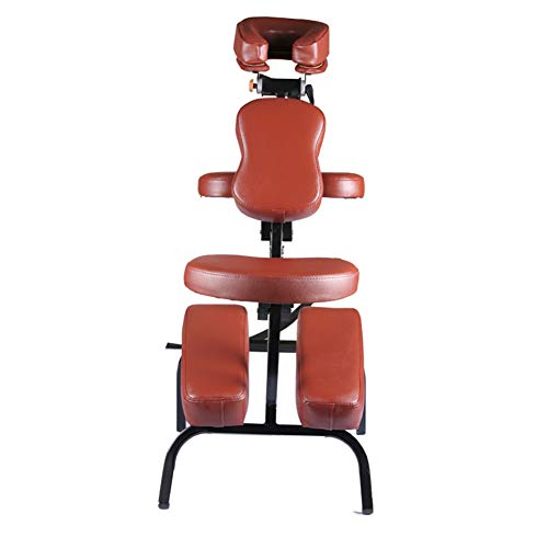 XUE Tattoo Chair, Memory Cotton Falten Massage Tattoo Beauty Massage Scraping Chair Multi-Function Portable Acupuncture Tattoo Equipment PU Leather Durable Performance Good Decompression Comfort