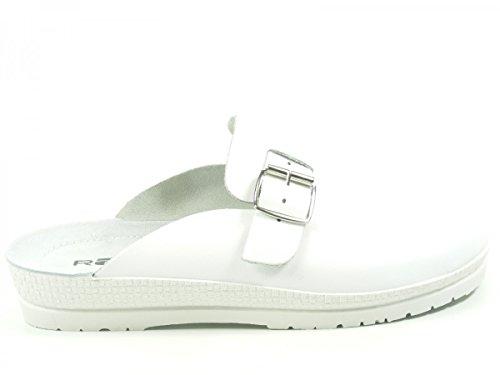 Rohde H 1510, Chaussures homme Weiß