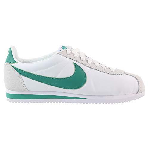 sale retailer 6c9d0 12fac Nike Classic Cortez Nylon Blanc, occasion d occasion Livré partout en France