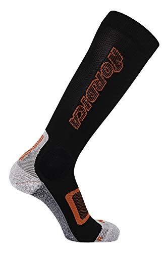 Nordica Speed Machine Pro Ski Socken, Black/Red, 39-42 -