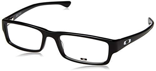 Oakley Rx Eyewear Für Mann Ox1066 Servo Polished Black Kunststoffgestell Brillen, 57mm