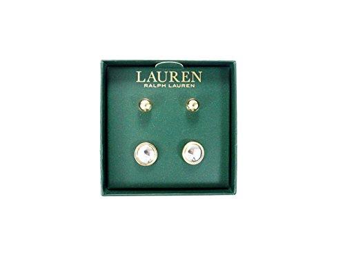 lauren-ralph-lauren-round-gold-silver-stud-earrings