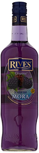 Rives - Bebida refrescante - Licor de mora - 70cl