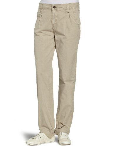 Mustang Jeans - Pantalon - Femme - Gris (Chateau Grey 122) - FR   445c9ee84b4