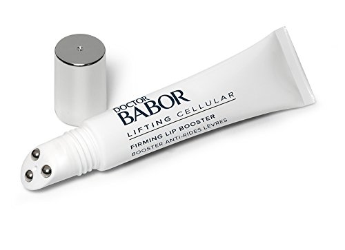 DOCTOR BABOR LIFTING CELLULAR Firming Lip Booster, intensiv glättendes Lippenpflege-Balm, für ebenmäßigere, prallere Lippen, 15ml