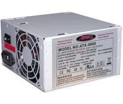Advance ATX-5000 Alimentation silencieuse thermo régulée 4 X SATA 480 W max