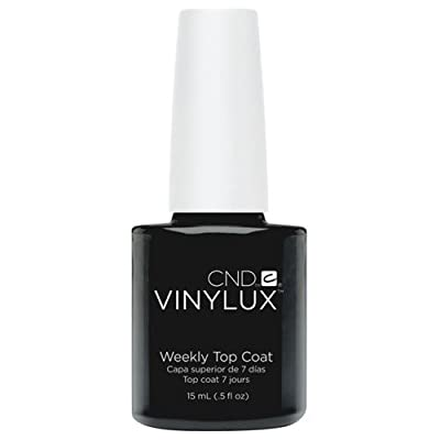 CND VINYLUX WEEKLY TOP COAT - 15ml