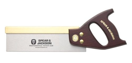 Spear & Jackson Professional 10 inch Tenon Saw 5410Y