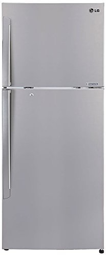 LG 284 L 3 Star Frost-Free Double Door Refrigerator (GL-I302RPZY,...