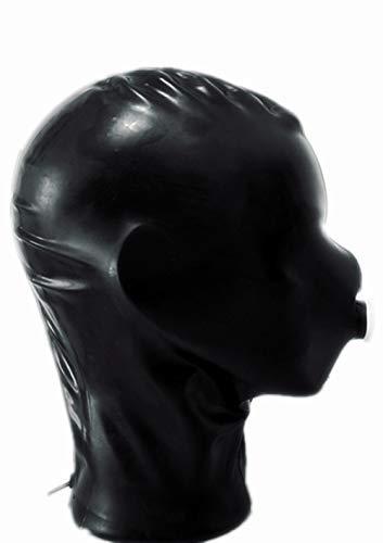 Latex Kopfmaske Hood Maske Fetish Kostüme Erotik