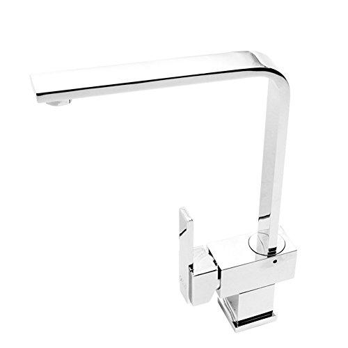 Beleuchtung Küchenarmatur/Hot und Cold Spüle Wasserhahn/quadratisch Küchenarmatur - Square Bath Lighting