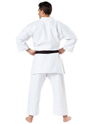 Kimono da karate, tradizionale, 340 g, 1111190, bianco, 190