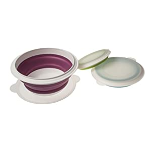 31rITSNx59L. SS300  - Kampa Compact Collapsible Bowl Set