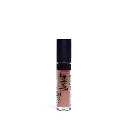 PUROBIO - Rouge à lèvres liquide 01 - Tonalitè 01 Nude - Fini Matte - Nickel Testé - Produits Biologique - 4 ml