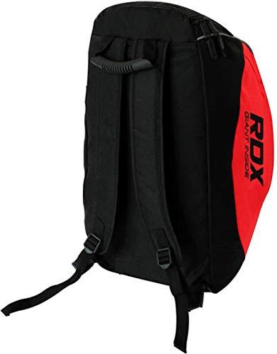Zoom IMG-3 rdx gym palestra borsa borsello