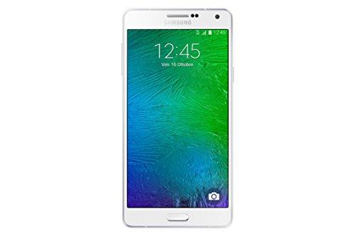 "Samsung Galaxy A7 - Smartphone libre Android (pantalla 5.5"", cámara 13 Mp, 16 GB, Octa-Core 1.8 GHz, 2 GB RAM), blanco (importado)"