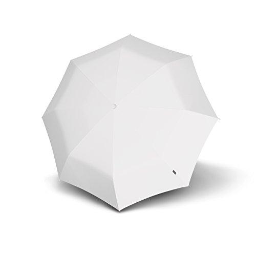 Weiß Manuelle Auswahl (Knirps Floyd manuell, weiß (weiß) - 89 802 105)