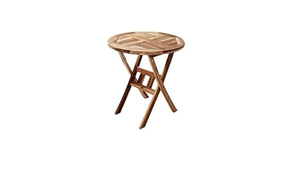 Teakholzmöbel patina  SAM ® Romana Folding Balcony Table Teak is easy to clean; made ...