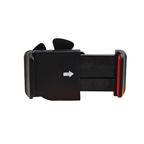 Elec Tech Handy Halter Handyhalterung Phone Ständer Auto Lenkrad Handy Halter Navigations Klammer Stand Handy Halter Breite 55-90mm LW-918