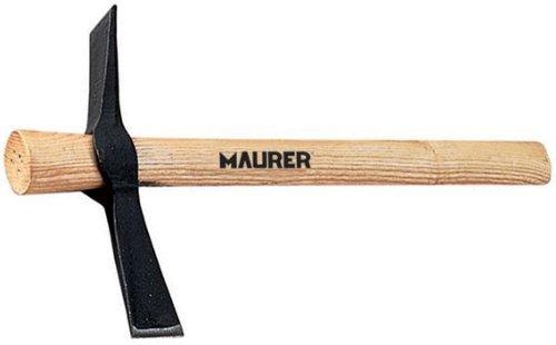 Hammer Meißelhammer 400 Gr Maurer mit Holzgriff