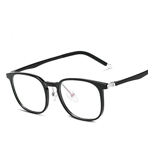 XCYQ Brillengestell Frauen Brillengestell Blu-Ray Brillen Vintage Eyewear Spectacle Frame Goggles, A