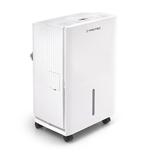 entfeuchter keller TROTEC TTK 65 E, Luftentfeuchter und (Entfeuchtung max.: 20 Liter/24h), geeignet für Räume bis 110 m³/45 m²