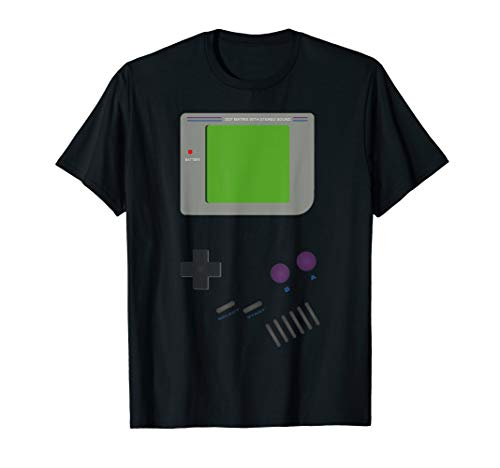 90er Game Konsole Retro klassisch. T-Shirt