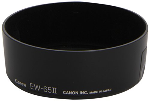 CANON EW 65II   PARASOL PARA OBJETIVOS CANON EF 28MM F/2 8  EF 35MM F/2  NEGRO