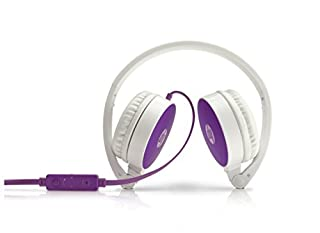 HP H2800 - Auriculares de diadema abiertos, color morado (B00JHAJOSS) | Amazon Products