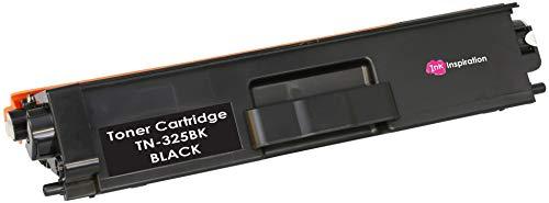 Schwarz Premium Toner kompatibel für Brother TN325 HL-4140CN HL-4150CDN HL-4570CDW HL-4570CDWT DCP-9055CDN DCP-9270CDN MFC-9460CDN MFC-9465CDN MFC-9970CDW | TN-325BK 4.000 Seiten -