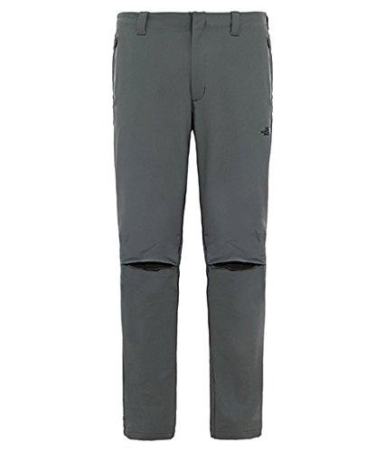 North Face M Winter T-Chino Pantalone, Grigio/Fusebox Grey, 30/REG
