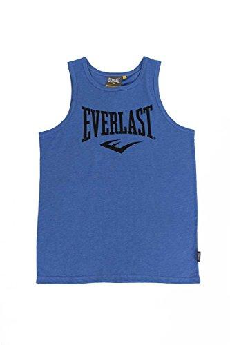 Everlast Mens CVC Tank, Farbe: Bright Blue, Größe: M