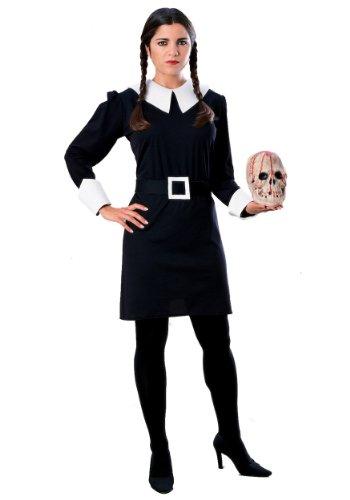 Disfraz oficial de Miércoles de la Familia Addams