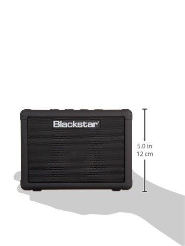 Blackstar FLY3 Bluetooth Mini amplificatore a batterie per chitarra 3W, Nero