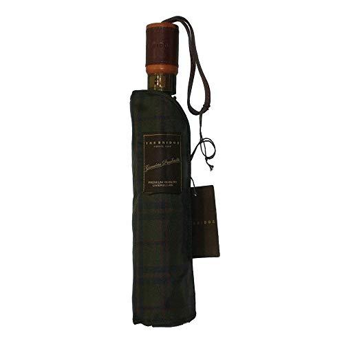 62e3d2fac8 Ombrello uomo pieghevole The Bridge men's mini umbrella Складной зонт 7002  VERDE