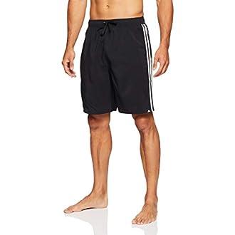 adidas Men's 3S SH CL Swimsuit, Black, XS