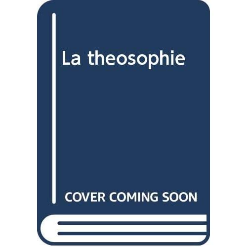La theosophie