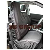 Nissan Terrano 2/Patrol Car Set Completo de Full de fundas de asiento en negro impermeable