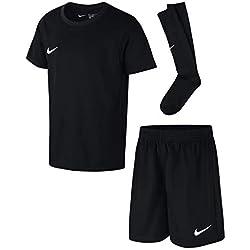Nike Kids' Dry Park Kit Set, Unisex niños, White/(Black), L