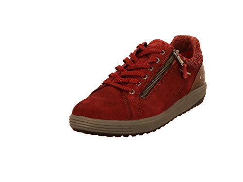 Allrounder by Mephisto Damen Madrigal Laufschuhe, Rot (Dk Winter Red C.Suede Nw 48), 39 EU