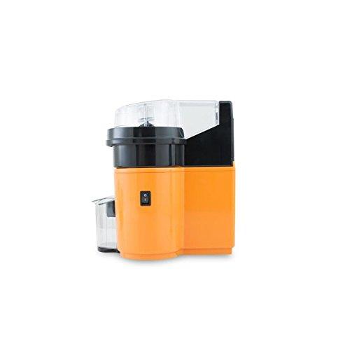 Kitchencook Speedo_orange Double Presse Agrumes Kitchencook Avec Coupe Automatique Et Filtre à Pulpe Speed'o Orange