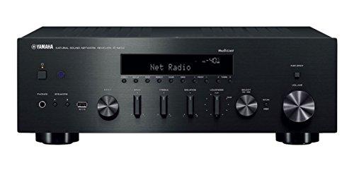 YamahaAV-Receiver mit Bananenstecker, Stereo, R-N602
