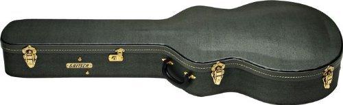 Gretsch 099-6410-000 G6238 Solid Body Deluxe Hardshell Case, Black -