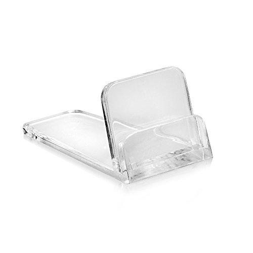 100 Stück kleiner Preisschildhalter / Schildhalter mit Einsteckschlitz 20mm Breit / Aufsteller / Ständer