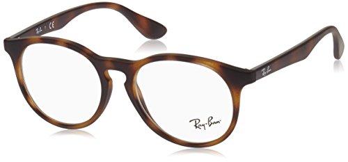 Ray-Ban Unisex-Kinder 0RY 1554 3616 48 Brillengestelle, Braun (Rubber Havana),