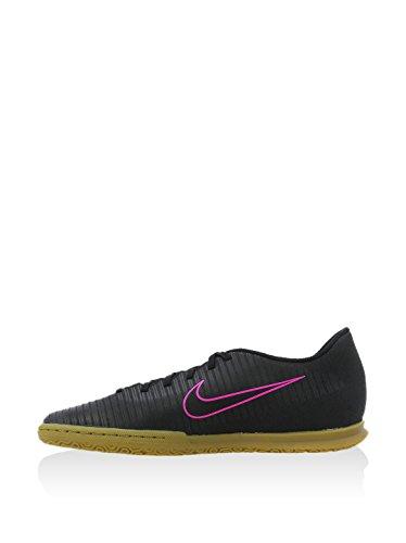 Nike Mercurialx Vortex Iii Ic, Chaussures de Football Homme Noir